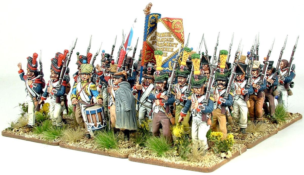 ナポレオン軍歩兵大隊